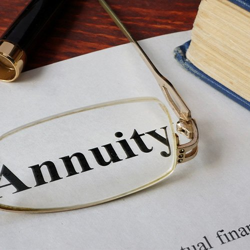 Reduce your tax bill with a Retirement Annuity and save for the future