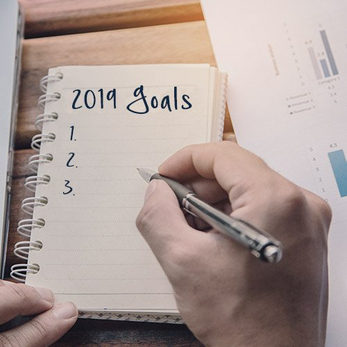 Setting goals that will make you financially independent