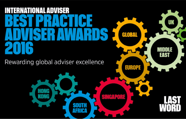 Carrick Wealth Wins at International Adviser Best Practice Adviser Awards 2016